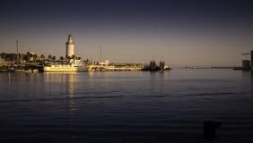 Laga ¡ Faro de MÃ Стоковые Фото