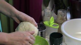 Laga mat bröd hemma lager videofilmer