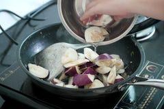 Laga mat disk Fotografering för Bildbyråer