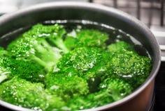 Laga mat för broccoli Royaltyfri Bild