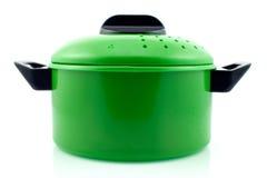 laga mat grön kruka Royaltyfri Fotografi