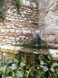LAGAAndalusia-Espanha do  da gardenr-fonte-Mà de Puerta Oscura Imagem de Stock Royalty Free
