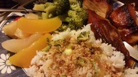 Lagad mat mat för gourmet hem Royaltyfri Foto