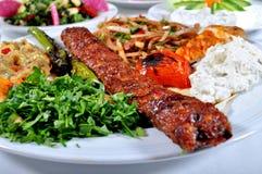 lagad mat meat Royaltyfria Bilder
