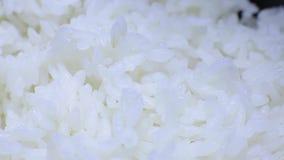 lagad mat nytt rice lager videofilmer