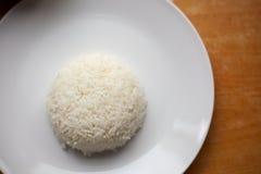 lagad mat rice Royaltyfri Foto