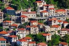 Lagadia, Grecia Foto de archivo libre de regalías