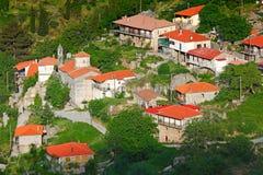 Lagadia, Grecia Imagenes de archivo