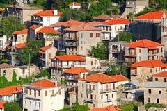 Lagadia, Grecia Imágenes de archivo libres de regalías