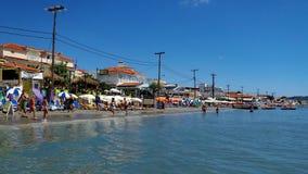 Laganas Beach, Zakynthos, Greece Royalty Free Stock Photo