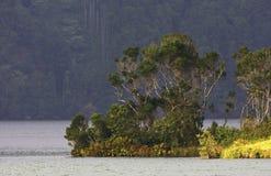 Lagao Azul,圣地米格尔,亚速尔群岛 免版税库存照片