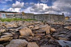 Lagarteira fortress in Vila Praia de Ancora Royalty Free Stock Image