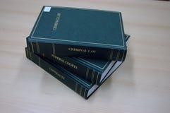Lagböcker Royaltyfri Bild