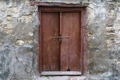 Lage deur royalty-vrije stock foto