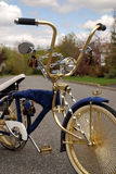 Lage fiets Stock Foto