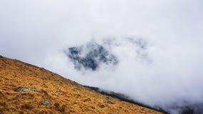 In Lage Tatras stock foto's