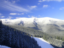 Lage Tatras, Slowakije Royalty-vrije Stock Foto
