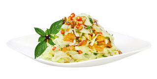 Lagenaria Salad Royalty Free Stock Image