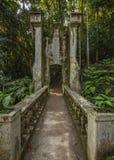 Lagepark in Rio de Janeiro royalty-vrije stock fotografie