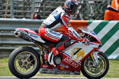 Lagerüberschuß Ducati Monza Stockfoto