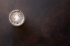 Lager beer mug Stock Photo
