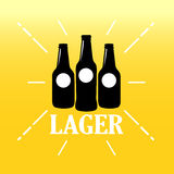 Lager Craft Beer Arkivfoton