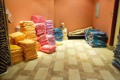 Lager des Shops Lizenzfreies Stockbild