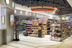 lager 7-Eleven Royaltyfria Bilder