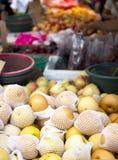 lager för 03 fruktserie Arkivfoton