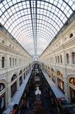 Lager för Moscow GUMMIdepartmert Fotografering för Bildbyråer