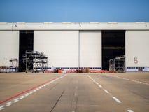 Lager i flygplatsen arkivbild