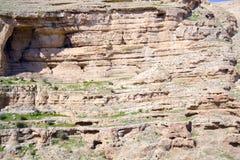 Lager i kanjon av Colorado Arkivbild