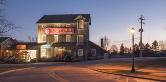Lager mill in Frankenmuth michigan Stock Images
