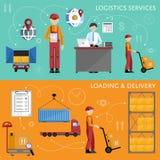 Lager Prozess-infographics Vektorillustration Stockbilder