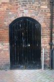 Lager-Tür, 18c Lizenzfreies Stockbild