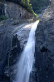 Lagere Dalingen Yosemite Stock Foto
