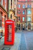 Lagerföra bilden av gammal arkitektur i Nottingham, England Royaltyfri Bild