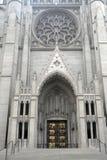 Lagerföra bilden av Grace Cathedral, San Francisco, USA Royaltyfri Foto