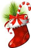 lagerföra för jul Arkivbilder