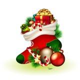 lagerföra för jul Royaltyfri Fotografi