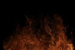 Lagerfeuer 2 Stockbild