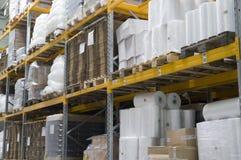 Lagerhaus Lizenzfreies Stockfoto