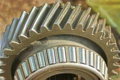 lagerkugghjul royaltyfri bild