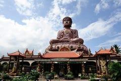 Lagerung Buddha lizenzfreie stockbilder