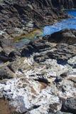 Laghetti delle ondine, Pantelleria Royalty Free Stock Images