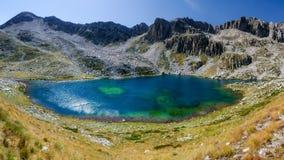 Laghi di Fremamorta Piemonte, Italia Fotografia Stock