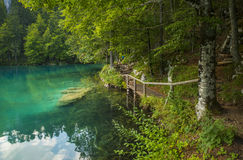 Laghi di fusine / Fusine lakes / Belopeska jezera, Italy Stock Photos