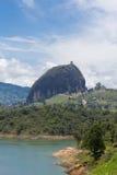 Laghi ed il EL Penol di Piedra a Guatape in Antioquia, Colombia Fotografia Stock