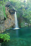 Laghi Plitvice immagine stock