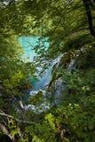 Laghi Plitvice Immagini Stock